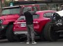 Отлично наказали владельца Mercedes за бестолковую парковку машины.