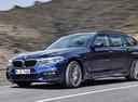 BMW представила новое поколение 5-Series Touring.Новости Am.ru