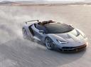 Фотогалерея Lamborghini Centenario Roadster.