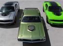 Dodge Challenger получит платформу Alfa Romeo.Новости Am.ru
