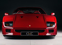 За Ferrari F40 Эрика Клэптона просят $1,1  млн.