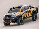 Toyota построила экстремальный Hilux совместно с производителем игрушек.Новости Am.ru