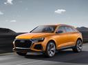 Концепт-кроссовер Audi Q8 Sport дебютировал в Женеве.Новости Am.ru