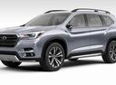 В Штатах показали новый большой кроссовер Subaru Ascent.