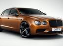 В Париже дебютирует Bentley Flying Spur W12 S.