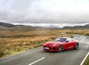 Фотогалерея Jaguar F-Type 2018 модельного года с турбомотором 2.0.