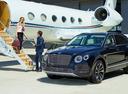 В США Bentley запустил новый сервис подачи автомобиля куда угодно.