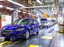 В США стартовало производство Subaru Impreza.