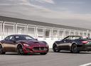 Юбилейные Maserati GranTurismo и GranCabrio и Levante Ermenegildo Zegna дебютировали в Женеве.Новости Am.ru