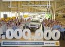 Продажи Renault Duster достигли одного миллиона за четыре года