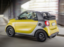 Объявлены цены на  Smart Fortwo Cabrio.
