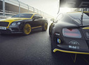 Bentley выпустил спецверсию Continental GT Supersports в честь «24 часов Нюрбургринга».Новости Am.ru