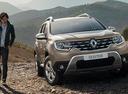 Показан Renault Duster нового поколения. Новости Am.ru