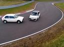 Новый Volkswagen up! GTI показал, чем он похож на легендарный Golf I GTI.