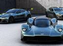 Официальные фотографии Aston Martin Rapide AMR и Vantage AMR Pro - смотреть фото на Am.ru.