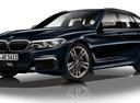 Четырёхнаддувный дизель теперь есть и у BMW 5 серии.