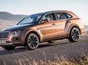 Bentley Bentayga упрекнули в родстве с Audi Q7