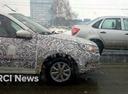 Обновлённый седан Lada Granta на дорожных испытаниях. Новости Am.ru