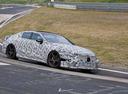 Шпионские фото многодверного Mercedes-Benz AMG GT с Нюрбургринга.Новости Am.ru