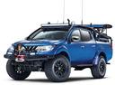 Top Gear создали Mitsubishi L200 Desert Warrior