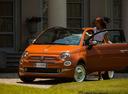 Fiat представил юбилейную версию хэтчбека 500 в честь 60-летия.Новости Am.ru