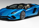 Фотогалерея родстера Lamborghini Aventador S.