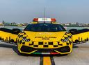 Lamborghini Huracan будет сопровождать самолёты в аэропорту.Новости Am.ru