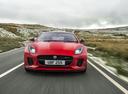 Jaguar F-Type стал легче и экономичнее.