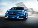 Peugeot готовит серийную версию мега-хэтча 308 R HYbrid.Новости Am.ru