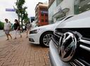Автомобили концерна Volkswagen больше не продаются в Корее.