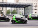 Фотогалерея Smart Fortwo, Fortwo Cabrio и Forfour electric drive.
