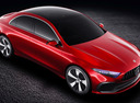 Переднеприводные Mercedes-Benz получат турбомоторы объёмом 1.2 и 1.4 литра.Новости Am.ru