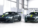Aston Martin представил трековые Rapide AMR и Vantage AMR Pro.Новости Am.ru