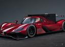 Mazda представила прототип RT24-P для гонок на выносливость.Новости Am.ru
