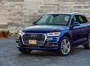 Объявлены цены на новую Audi Q5.