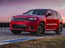 С новым двигателем Grand Cherokee стал самым быстрым и мощным в мире.