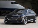 Фотогалерея нового концепта Cadillac Escala.