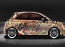 Fiat 500 получил тюнинг в стиле Камасутры.Новости Am.ru