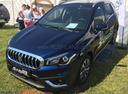 Раскрыты детали обновления Suzuki SX4.Новости Am.ru