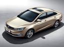 В Китае дебютировал седан Geely Emgrand GL.