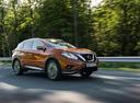 В России отзывают 21 Nissan Murano Z52.