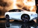 В Японии дебютировал умный электрокар Nissan IMx.