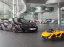 McLaren представил гиперкар P1 для самых маленьких детей.Новости Am.ru