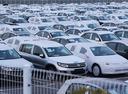 Немцы начали вывозить из Кореи запрещённые к продаже машины.
