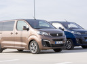 На рынок выходят два одинаковых минивэна Peugeot и Citroen.