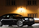 Rolls-Royce привёз Wraith Black Badge в Россию.Новости Am.ru