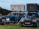 MINI Countryman получил палатку на крышу.Новости Am.ru