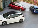 Фотогалерея Nissan Leaf.
