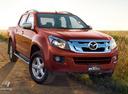 Пикап Isuzu станет основой для новой Mazda BT-50.Новости Am.ru