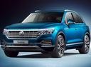 Новый Volkswagen Touareg дебютировал. Новости Am.ru